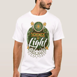 Science Of Light 2 T-Shirt