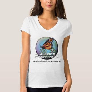 Science of reincarnation T-Shirt