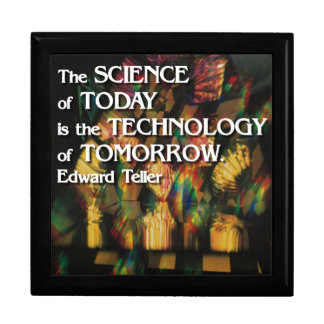 Science of today, Technology of tomorrow Gift Box