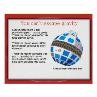 Science, Old satellites never die Print