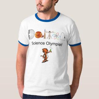 Science Olympiad 2010-2011 T-shirt