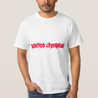 Science Olympiad Pioneer MIddle School Design 6 Shirt