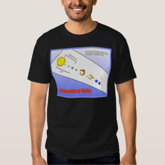 Science, Physics, Astronomical units Tee Shirt
