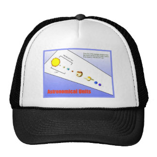 Science, Physics, Astronomical units Trucker Hat