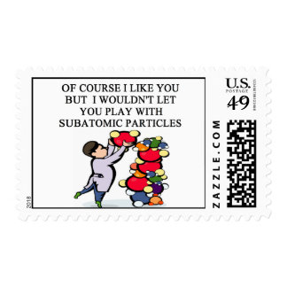 SCIENCE physics design Postage Stamps