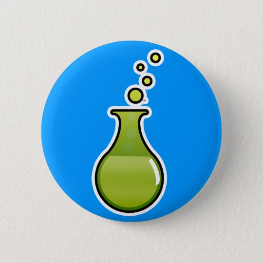 Science Pinback Button