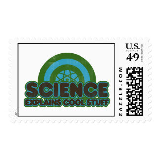 Science Stamp