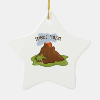Science Project Christmas Ornament
