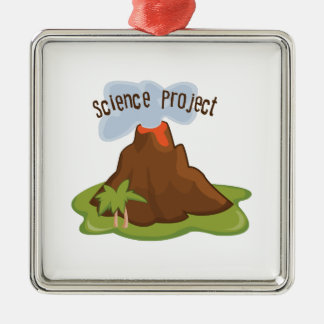 Science Project Christmas Tree Ornaments