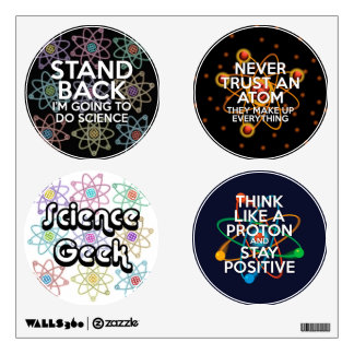 Science Quotes Wall Sticker