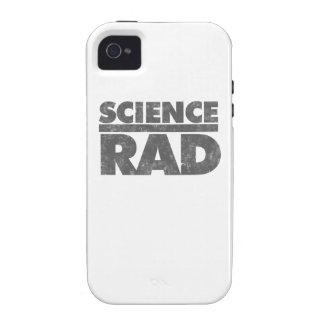 Science Rad iPhone 4/4S Case