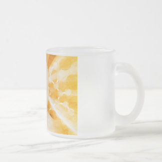 Science Research and Development Frosted Glass Coffee Mug