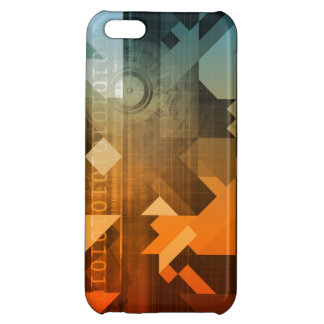 Science Research as a Concept for Presentation Cover For iPhone 5C