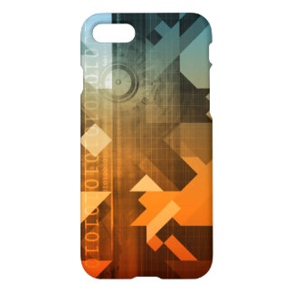 Science Research as a Concept for Presentation iPhone 8/7 Case
