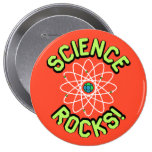 Science Rocks! Buttons