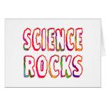 Science Rocks Cards