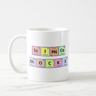 Science Rocks Coffee Mug