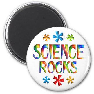 SCIENCE ROCKS MAGNET