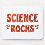 SCIENCE ROCKS MOUSE PAD