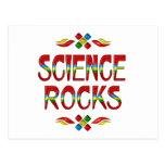 Science Rocks Postcard