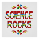 Science Rocks Posters