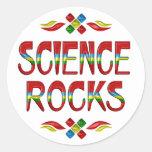 Science Rocks Sticker