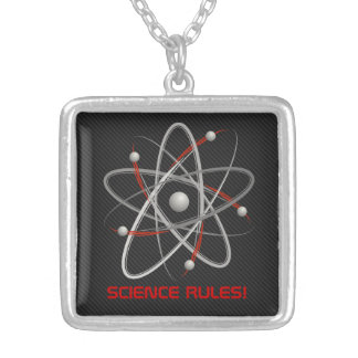 SCIENCE RULES - Atom 004a Jewelry