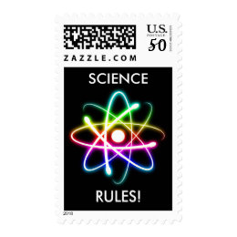 SCIENCE RULES | Atomic Postage