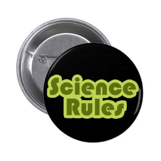 Science Rules Button