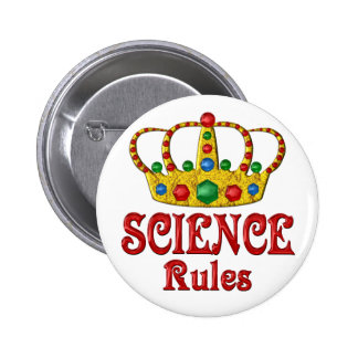 SCIENCE Rules Pins