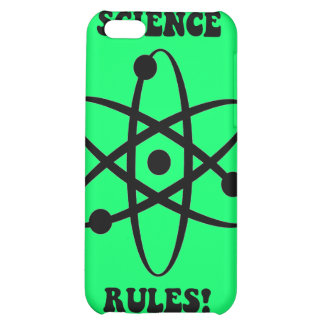 science rules case for iPhone 5C
