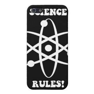 science rules cover for iPhone 5