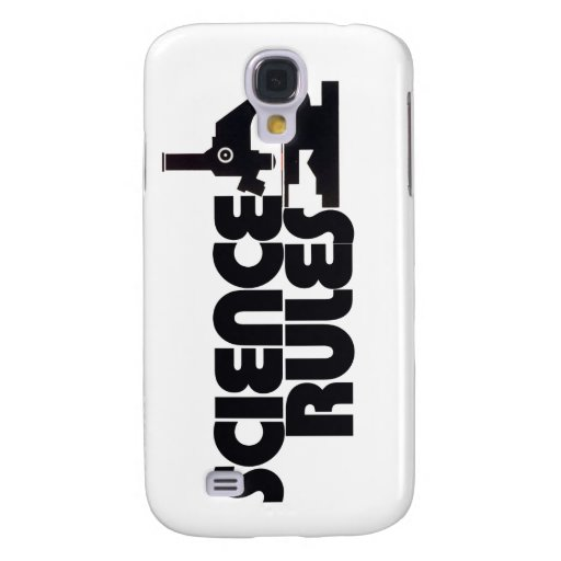 Science Rules Galaxy S4 Case