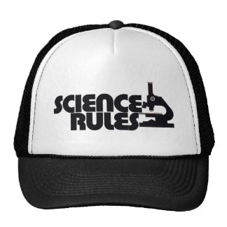 Science Rules Hat