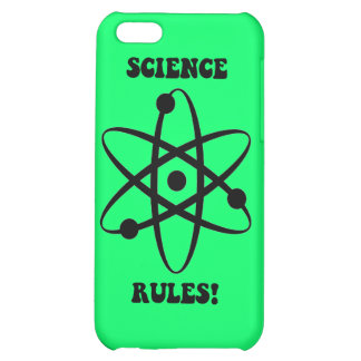 science rules iPhone 5C covers
