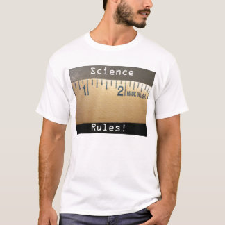 Science Rules! T-Shirt