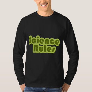 Science Rules T-Shirt