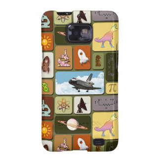 Science Samsung Case Samsung Galaxy S2 Cover