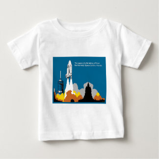 Science,  Space, the Space shuttle Baby T-Shirt