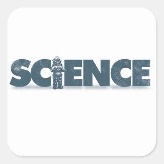 Science! Square Sticker