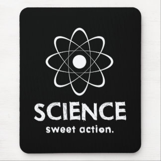 Science: Sweet Action Mouse Pad