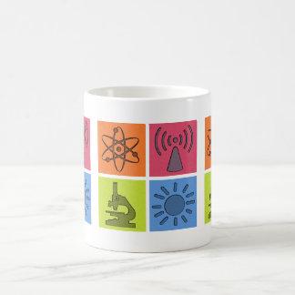 Science Symbols Mug