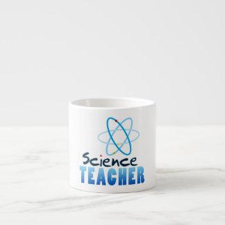 Science Teacher Espresso Cup