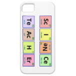 Science Teacher iPhone 5 Covers