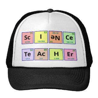 Science Teacher Trucker Hat