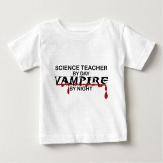 Science Teacher Vampire by Night T Shirts