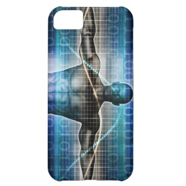 Science Technology Innovation as a Abstract Case For iPhone 5C