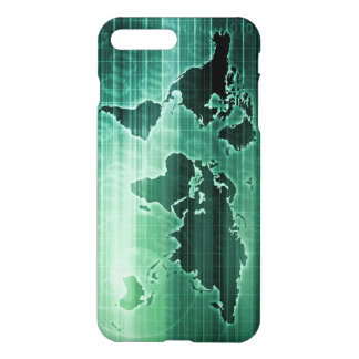Science Technology Worldwide Research iPhone 7 Plus Case