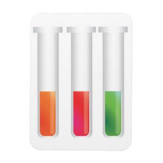 Science Test Tubes Magnet