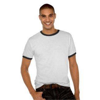 Science Underground ringer t-shirt